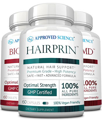 Hairprin Main Bottle